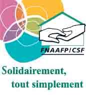 Communiqué de presse de la FNAAFP